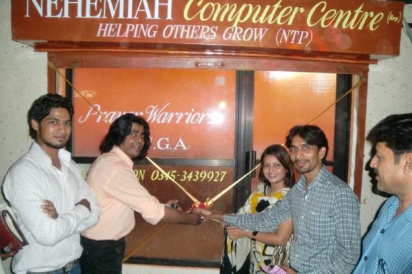 Nehemiah Computer Centre